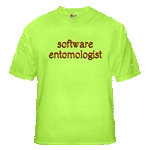 Software Entomologist